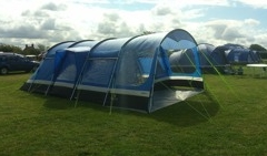 one of our Luxury tent