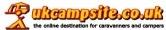 UK campsites badge